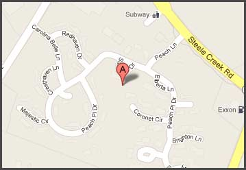 Dominguez & Rucker Family Dentistry - Map